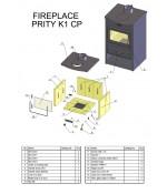 PRITY K1 CP